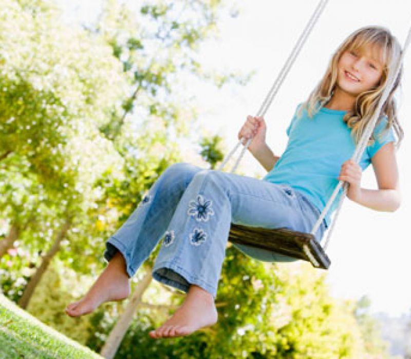 Where Should I Hang a Tree Swing?